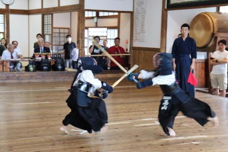 ネッツトヨタ茨城50周年記念剣道大会