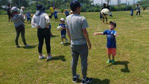 親子サッカー教室<北茨城市>