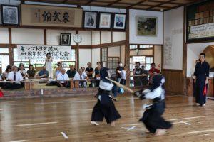ネッツトヨタ茨城50周年剣道大会