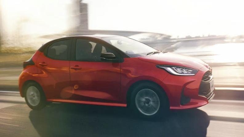 新型車ヤリス2020年2月10日発売