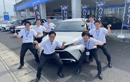 マイネ平須新車スタッフ