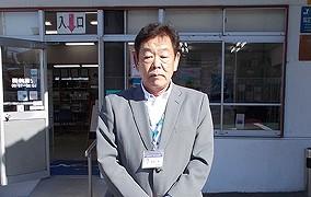 マイネ土浦店長