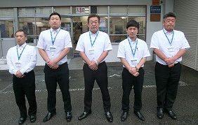 マイネ土浦営業スタッフ