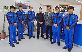 マイネ稲田整備スタッフ