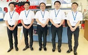 マイネ石岡営業スタッフ