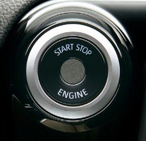 新型ランドクルーザーボタン